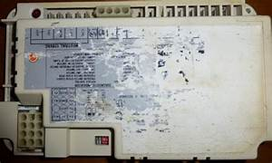 York Diamond 80 Gas Furnace - New Control Board  U0026 Old Control Board Wiring