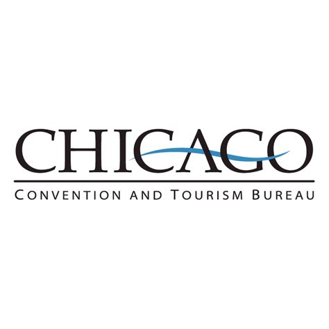 convention and tourism bureau chicago convention tourism bureau free vector 4vector