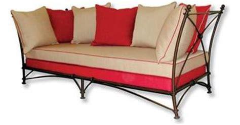 canapé lit en fer forgé fabricant canap en fer forg sige banc banquette magasin de
