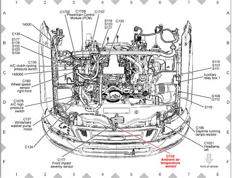 Engine Wiring Harnes For 2005 Ford Focu by I A 2005 Ford F150 And The Temp Compass Needs