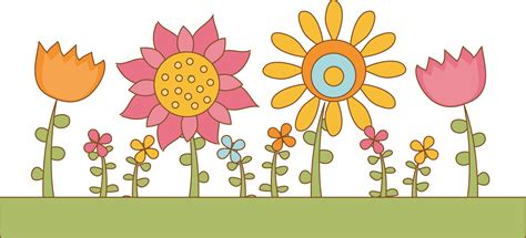 Garden Clip Art Borders