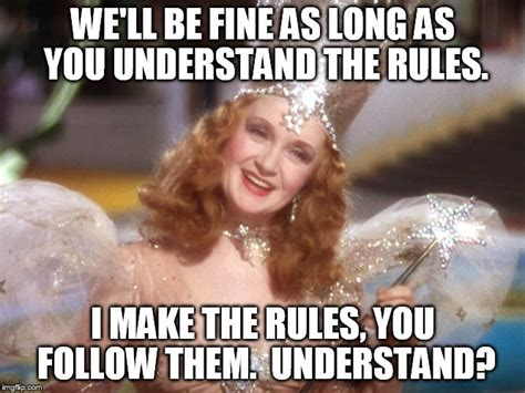 Wizard Of Oz Memes - good witch wizard of oz neoliberalism meme imgflip
