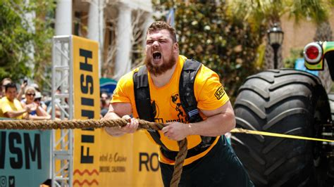 worlds strongest man series  cbs