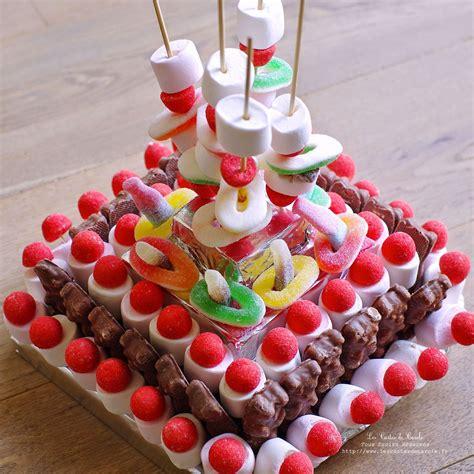 gateau bonbons gateau bonbon gateau anniversaire