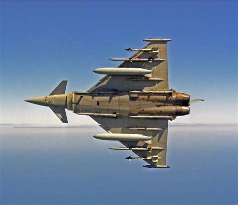 Amazing Weapons Loads Eurofighter Typhoon