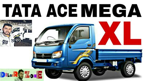 Review Tata Ace by Tata Ace Mega Xl Smart Up Review In Tata