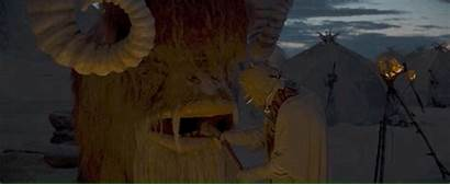 Yoda Mandalorian Gifs Season Grogu Tuscan Raider