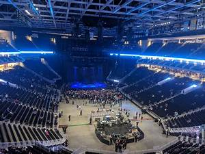 Carrie Underwood Seating Chart Section 202 At Fiserv Forum For Concerts Rateyourseats Com
