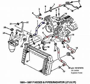 25 Chevy Silverado Parts Diagram