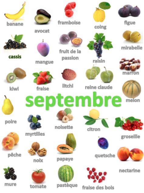 légumes de septembre produits de saison septembre fruits l 233 gumes my
