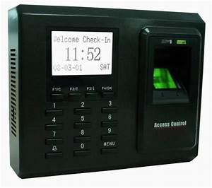 Supplier And Providers Of Biometric Attendance Machine In