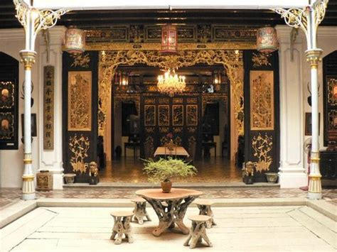entrance hall  pinang peranakan mansion photo