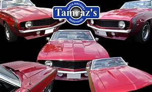 67 68 69 Camaro 2 U0026quot  Cowl Induction Hood Steel 1968 1969