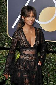 Halle Berry - 2018 Golden Globe Awards in Beverly Hills