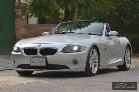 Bmw Z4 M Roadster 2004 For Sale In Lahore