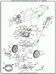Parts For Subaru Pressure Washer