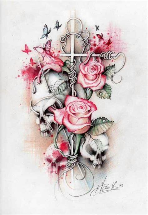 skulls  roses chicano latino lowrider art pinterest beautiful love