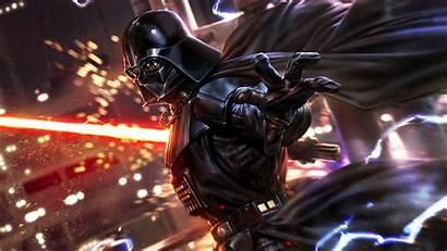Vader Darth Wars Star Fan Desktop Background