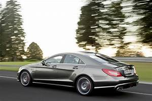 Pricing Released For 2012 Mercedes-Benz CLS Coupe ...