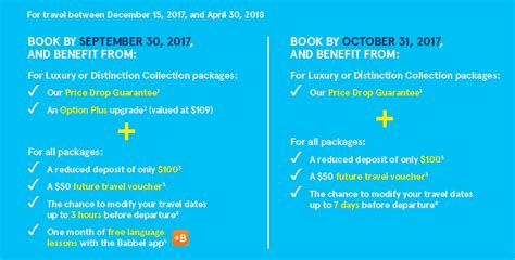 transat vacations transat last minute deals all inclusive travel deals redtag ca