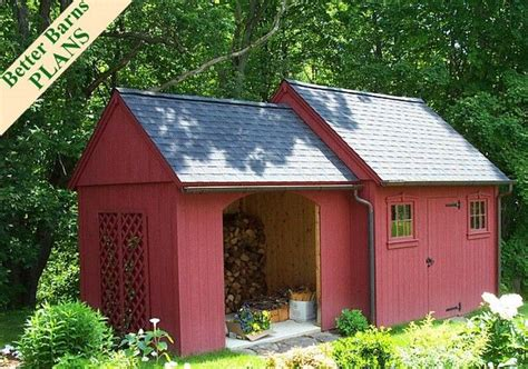 Betterbarns Has Plans For A Number Of Wonderful Sheds