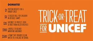 Trick or Treat for UNICEF! - UCLA Circle K