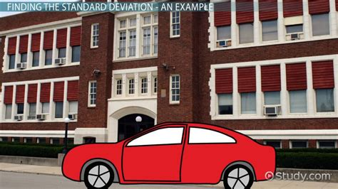 standard deviation definition equation