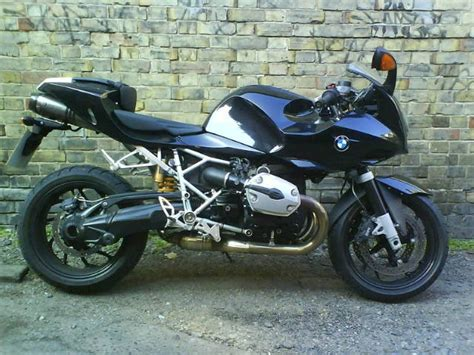 Modification Bmw Motorcycle