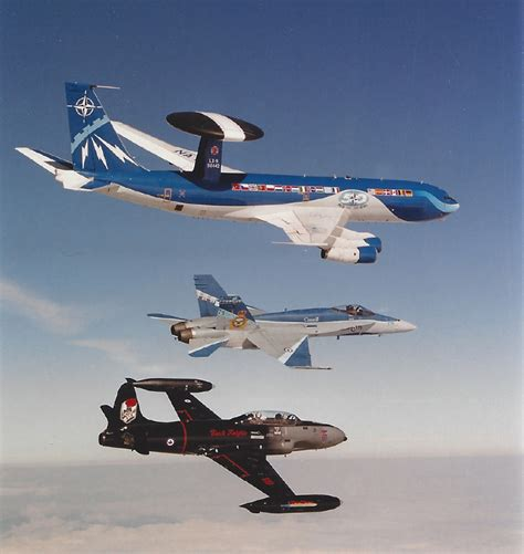 Cf-18 Hornet Demonstration Jets With Super-cool Paint Jobs