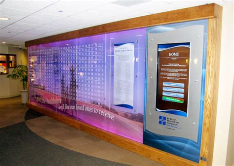 employee recognition wall displaysdonor recognition walls