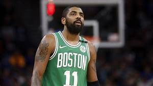 Celtics' Kyrie Irving will miss the playoffs following ...