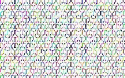 Pattern Cube Snap Clipart Transparent Background Webstockreview