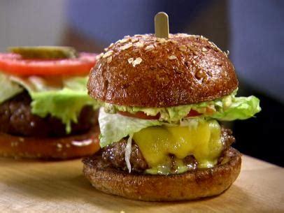 Backyard Burger Recipe by Lt Backyard Burger Recipe Food Network