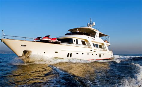 Yacht Greece by Greece Power And Motor Yacht Charters