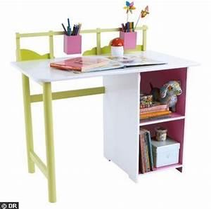 Bureau Enfant Fille : bureau pour fille 10 ans ~ Teatrodelosmanantiales.com Idées de Décoration