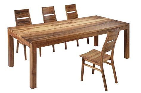 Esstisch Und Stühle Modern by Esstisch Massivholz Holztische Massivholztische