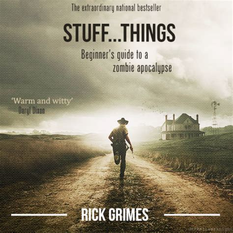 Stuff And Things Meme - stuff and things 3 the walking dead know your meme