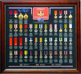 Australian Medals and Decorations