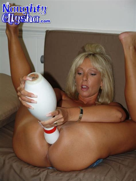 tanned blonde milf wearing dark top and den xxx dessert picture 6