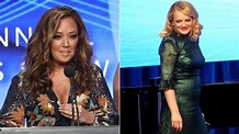 Leah Remini Claims Elisabeth Moss 'Isn't Allowed' to Speak ...