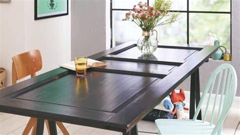 comment transformer simplement une porte en table de salle 224 manger