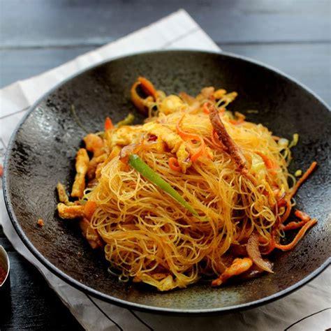 singapore mei fun recipe noodles china  recipe