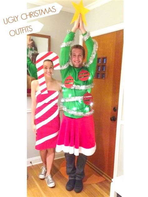 christmas tree sweater costume christmas costume ideas trees awesome costumes and 2369