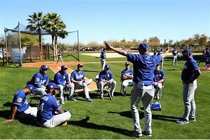 Spring Training Dodgers Roster Non Invitees Players