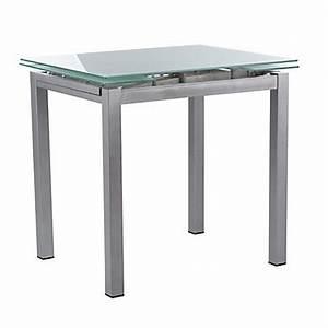 Petite Table Extensible : table pas cher ~ Teatrodelosmanantiales.com Idées de Décoration