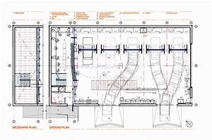 Garage Shop Floor Plans Interstice Architects Pat - Home