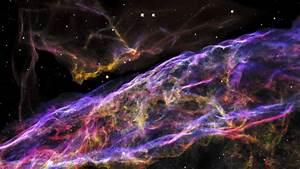 Nasa U0026 39 S Hubble Telescope Captures Veil Nebula Star