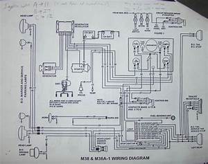 57 Willys Wiring Diagram