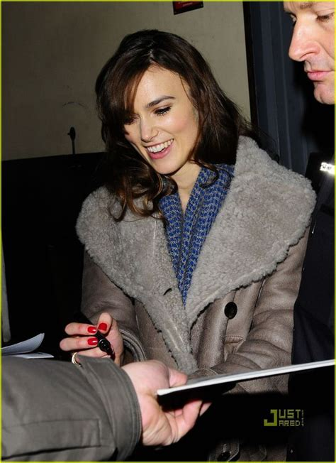 keira knightley sports  red creme polish bsb beauty