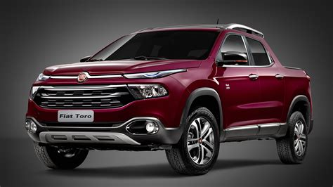 Fiat Trucks by Review Fiat Toro Compact Carsalesbase
